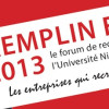 Tremplin Emploi 2013, forum de recrutement